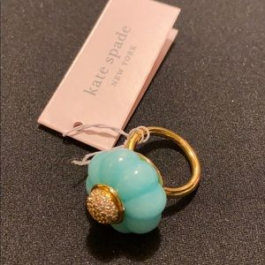 NWT Kate Spade ♠️ Confection Ring SZ 6